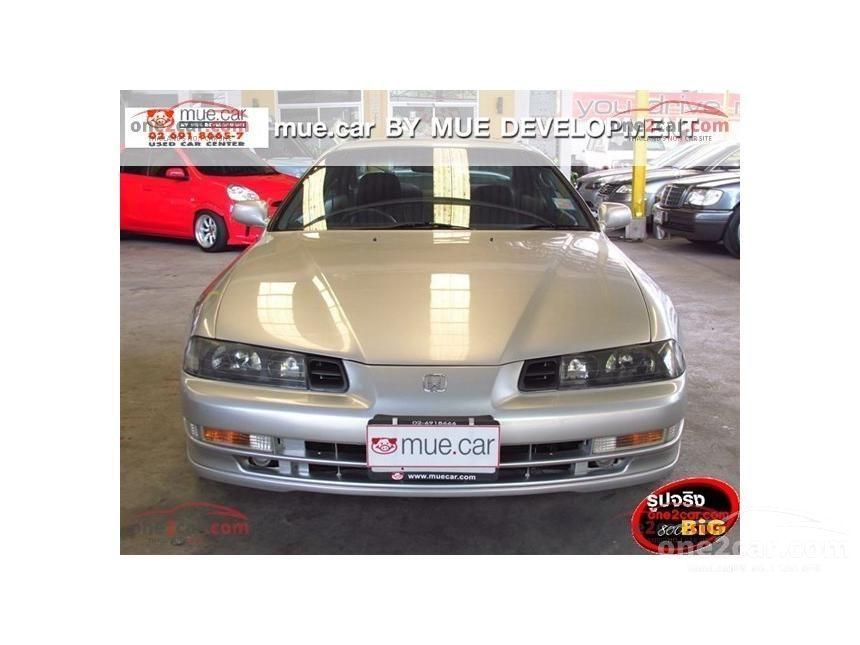1992 Honda Prelude EXi Coupe