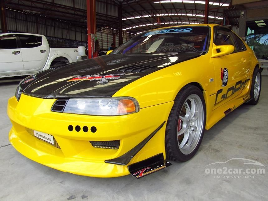 1994 Honda Prelude VTi-LX Coupe
