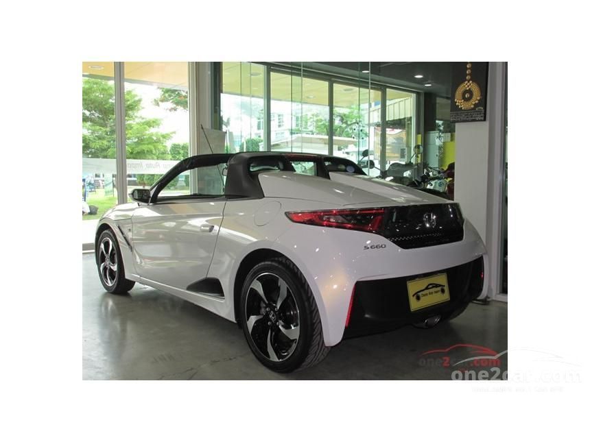 2016 Honda S660 JDM Coupe
