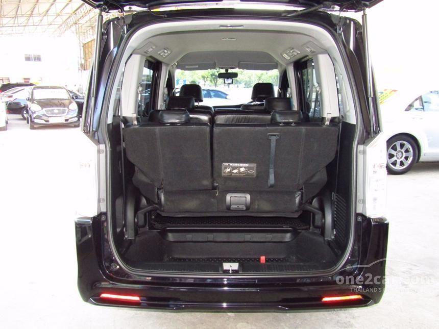 2013 Honda STEPWGN SPADA E Wagon