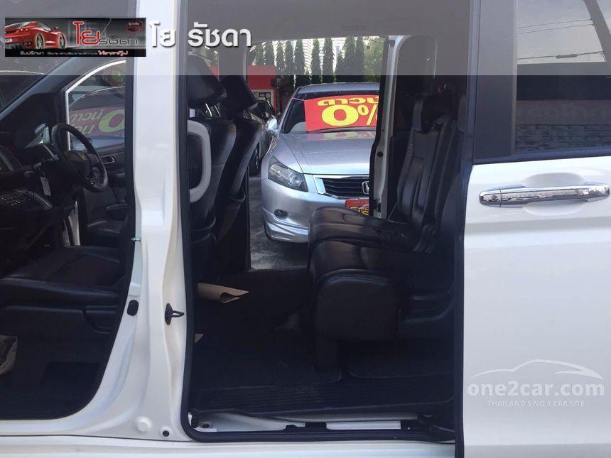 2013 Honda STEPWGN SPADA JP Wagon