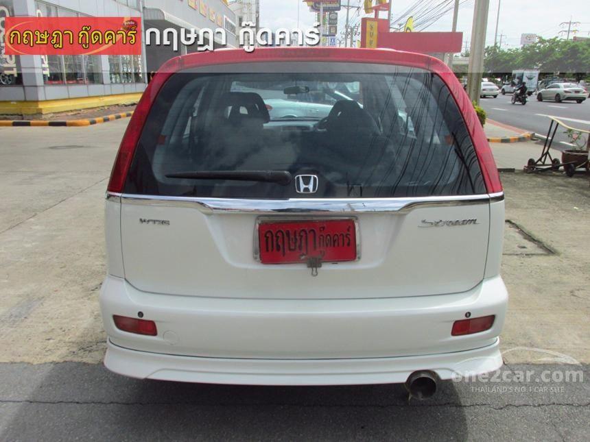 2004 Honda Stream E Wagon