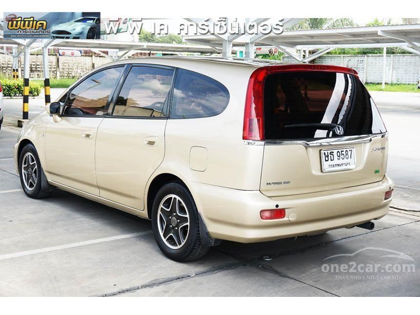 2004 Honda Stream S Wagon