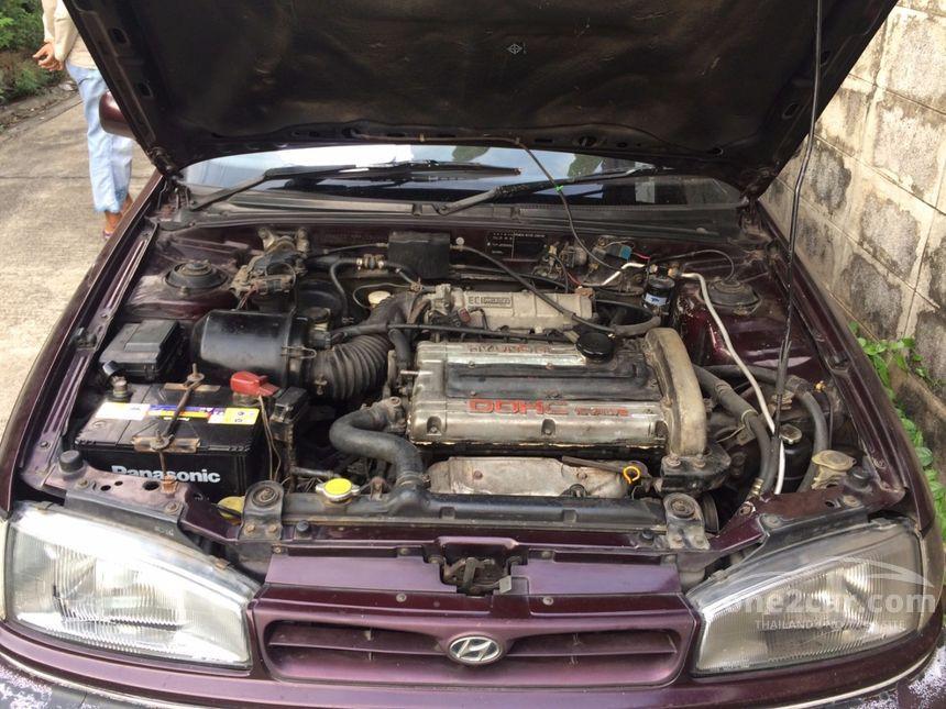 1993 Hyundai Elantra GLS Sedan