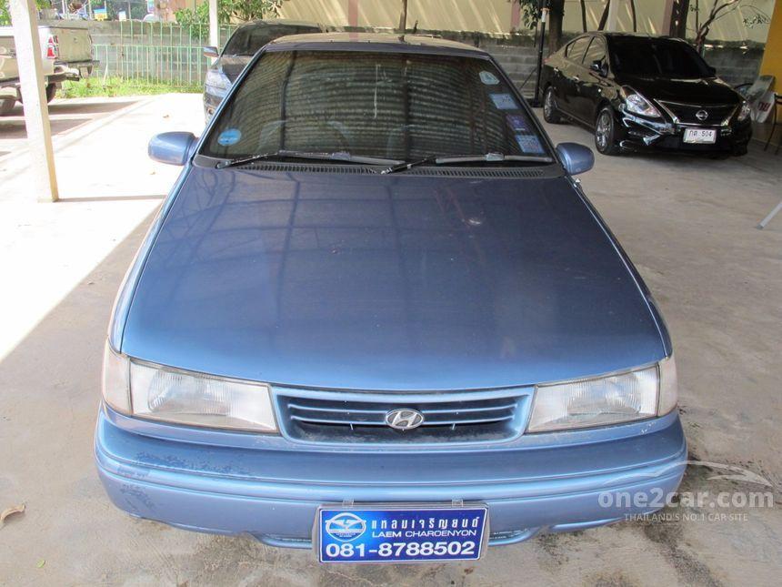 1993 Hyundai Excel LS Sedan