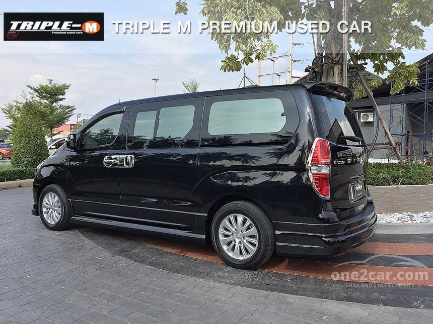 2012 Hyundai Grand Starex VIP Wagon