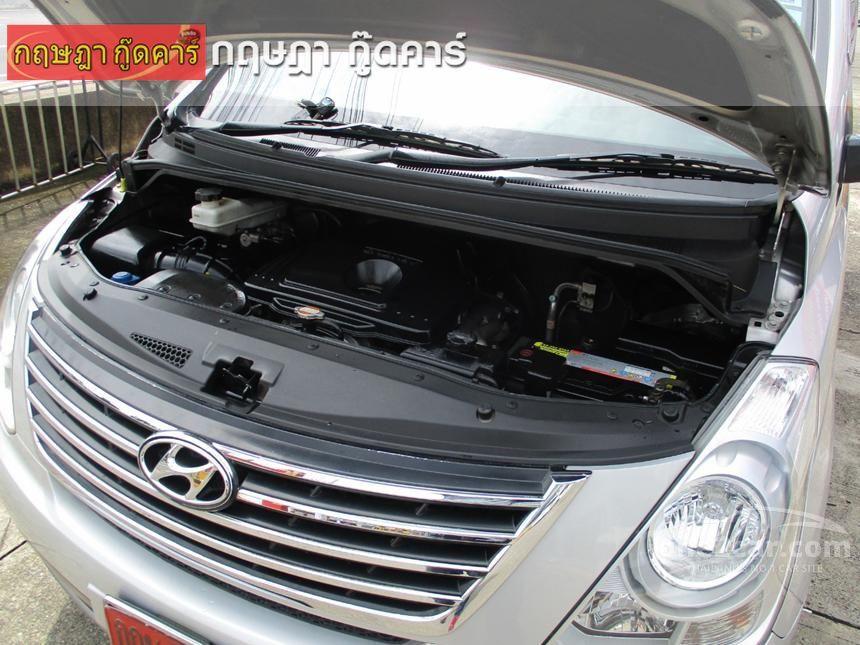 2011 Hyundai Grand Starex VIP Wagon