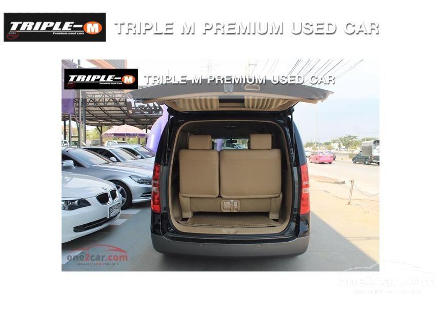 2016 Hyundai Grand Starex VIP Wagon