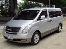 2011 Hyundai H-1 (ปี 08-16) Deluxe 2.5 AT Van