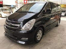 2009 Hyundai H-1 (ปี 08-16) Deluxe 2.5 AT Van