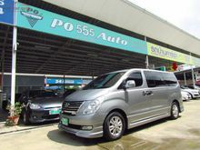 2012 Hyundai H-1 (ปี 08-16) Deluxe 2.5 AT Van