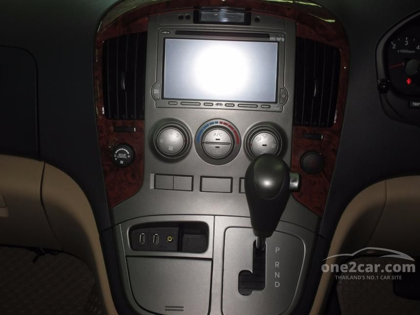 2013 Hyundai H-1 Deluxe Van