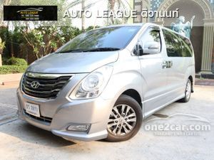 2014 Hyundai H-1 2.5 (ปี 08-17) Deluxe Van AT