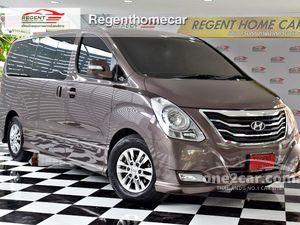 2016 Hyundai H-1 2.5 (ปี 08-17) Elite Van AT