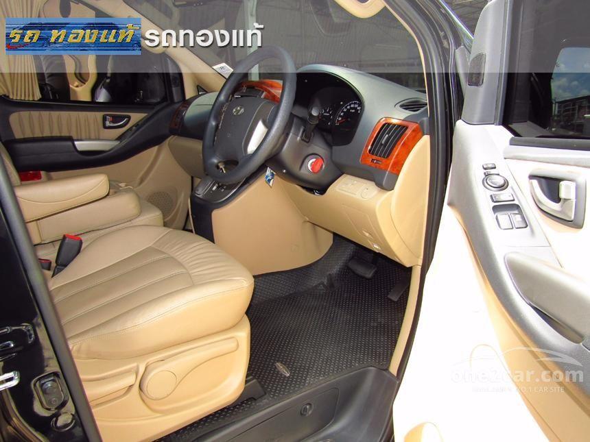 2015 Hyundai H-1 Elite Van