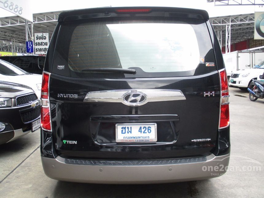 2013 Hyundai H-1 Executive Van