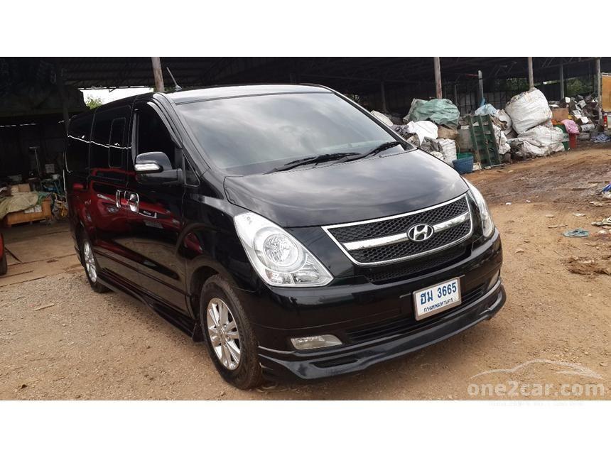 2013 Hyundai H-1 Executive Van