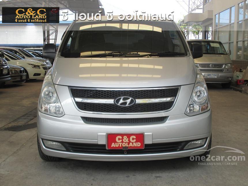 2008 Hyundai H-1 GLS Van