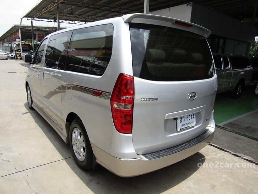 2010 Hyundai H-1 Maesto Van