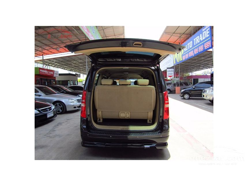 2009 Hyundai H-1 Maesto Van