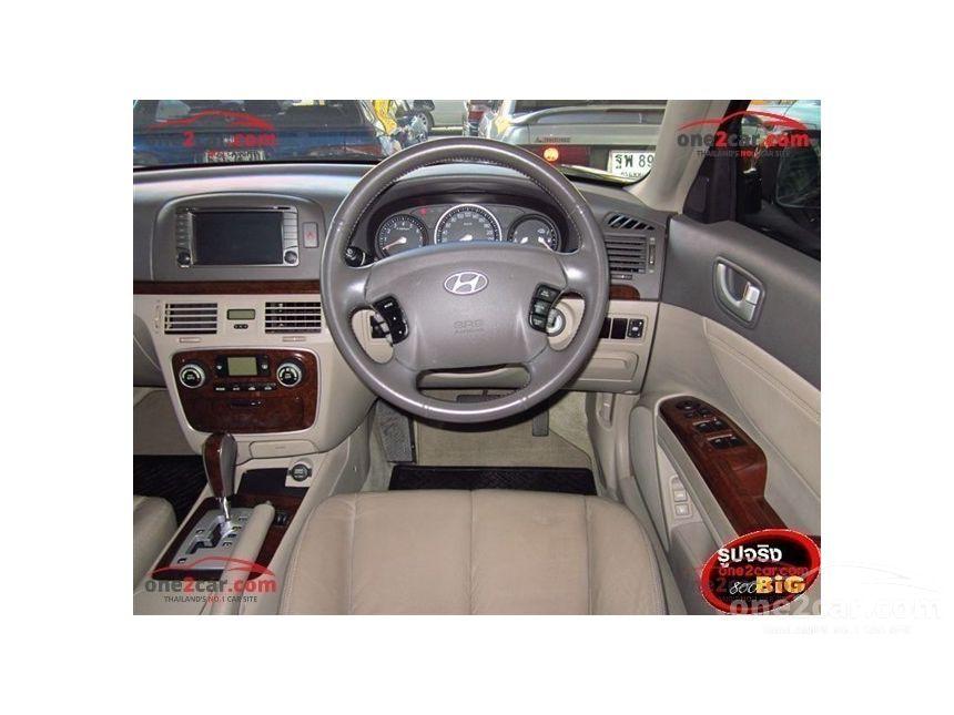 2008 Hyundai Sonata EXE Sedan