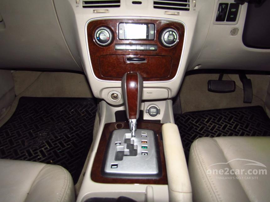 2009 Hyundai Sonata EXE Sedan