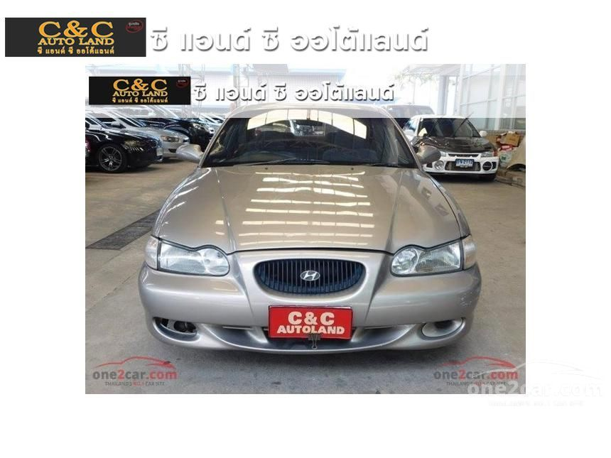 1998 Hyundai Sonata GLS Sedan