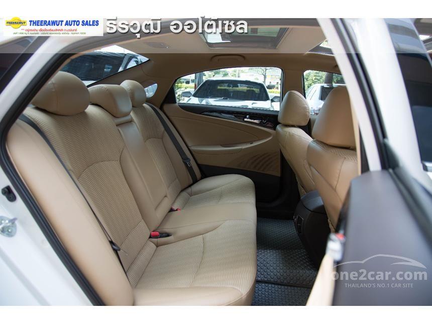 2012 Hyundai Sonata S Sedan