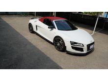 2011 Audi R8 V10 Spyder R Tronic 5.2 AT