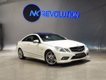 2011 Mercedes-Benz E250 CGI BlueEFFICIENCY W207 (ปี 10-16) 2.2 AT