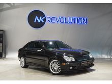2002 Mercedes-Benz C55 AMG W203 (ปี 01-07) V8 5.5 AT