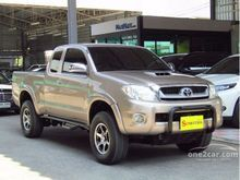 2011 Toyota Hilux Vigo SMARTCAB (ปี 08-11) E  2.5 MT