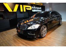 2011 Mercedes-Benz S65 AMG 6.0 AT