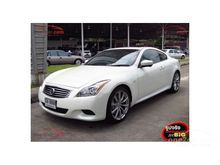 2008 Infiniti G (ปี 06-15) G37S 3.7 AT Coupe