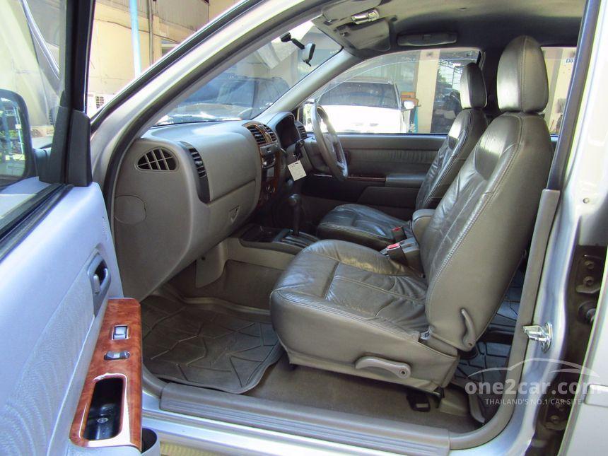 2004 Isuzu Adventure Master 4x2 Wagon