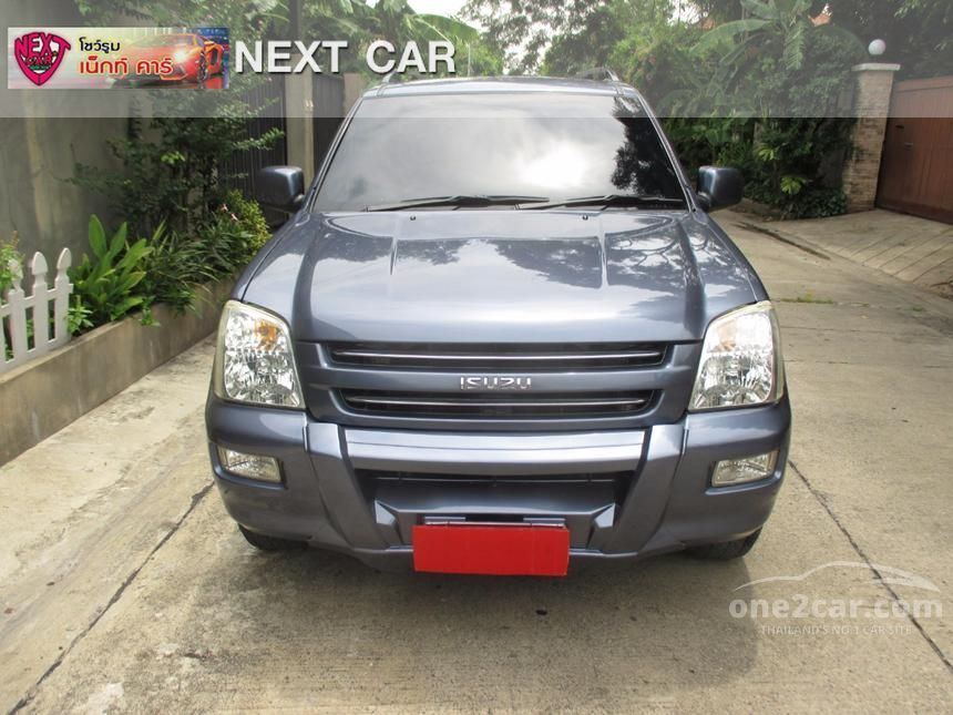 2003 Isuzu Adventure Master 4x2 Wagon