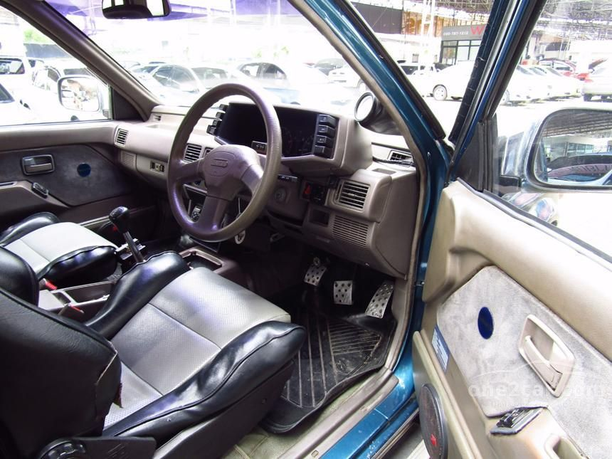 1995 Isuzu Cameo Wagon
