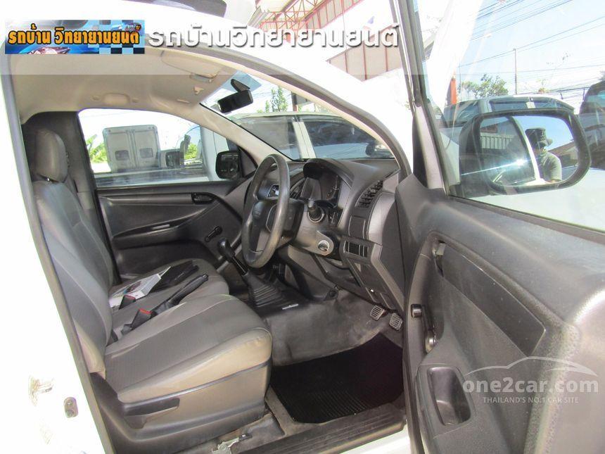 2013 Isuzu D-Max B Pickup