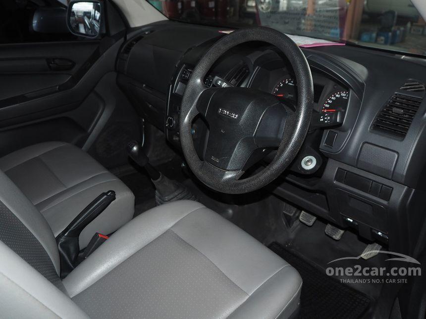 2015 Isuzu D-Max B Pickup