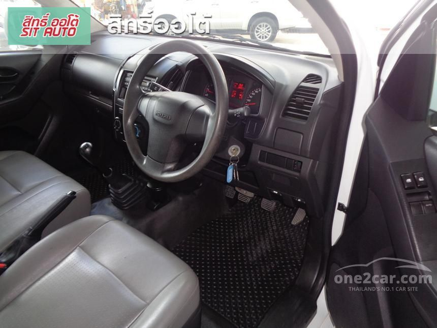 2012 Isuzu D-Max B Pickup