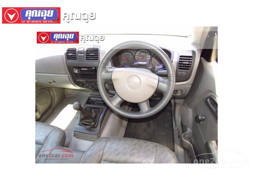 2004 Isuzu D-Max EX Pickup