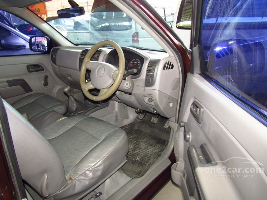 2003 Isuzu D-Max EX Pickup