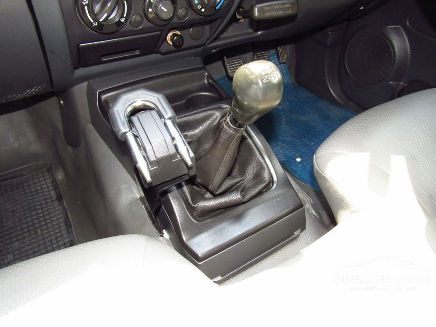 2007 Isuzu D-Max EX Pickup
