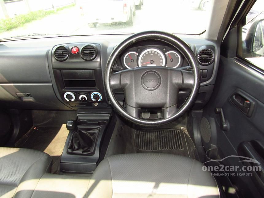 2008 Isuzu D-Max EX Pickup