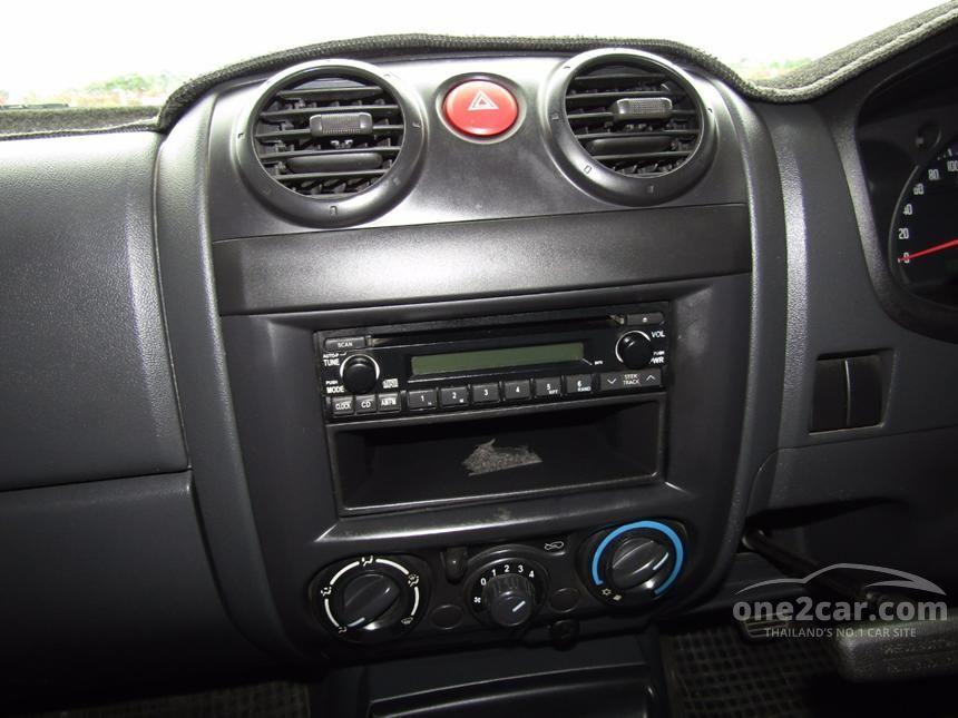 2010 Isuzu D-Max EX Pickup
