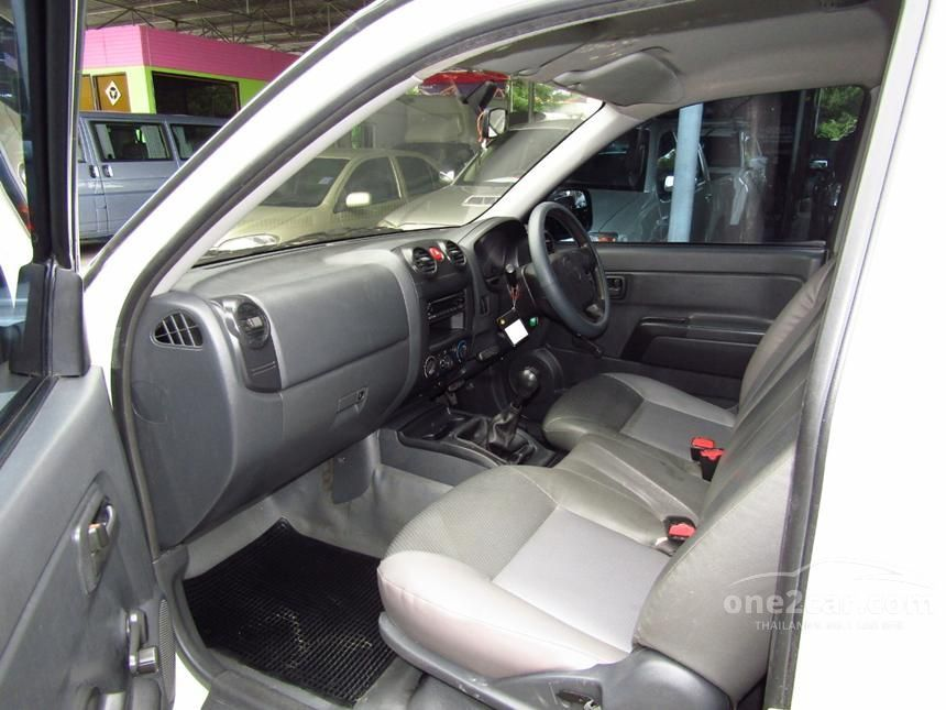 2009 Isuzu D-Max EX Pickup