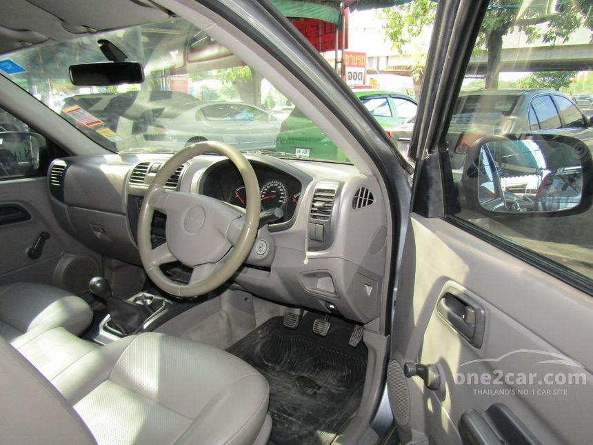 2006 Isuzu D-Max EX Pickup