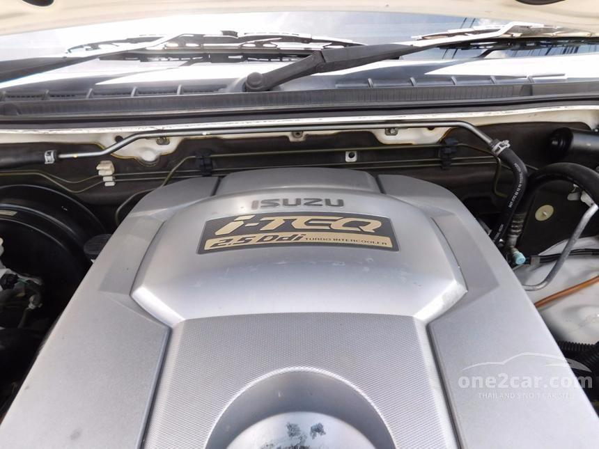 2011 Isuzu D-Max EX Pickup