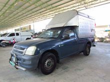 2002 Isuzu D-Max SPARK (ปี 02-06) EX 2.5 MT Pickup