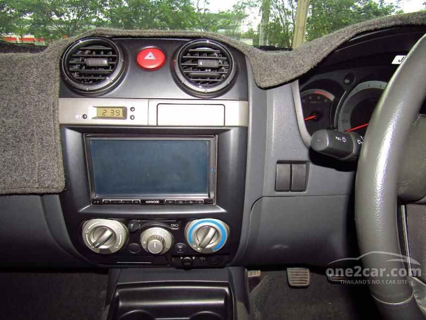 2010 Isuzu D-Max Hi-Lander Pickup